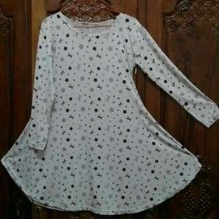 Dress LV Cream