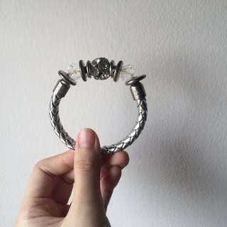 Pretty Silver Bracelet