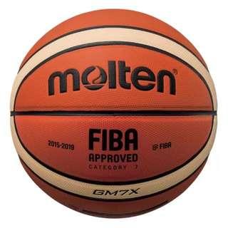 Molten GM7 X-Series Indoor/Outdoor Basketball, FIBA Approved