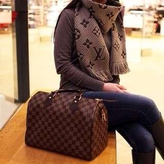 PENDING Pick Up Louis Vuitton Speedy 35 Damier Bag