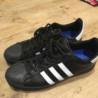 Adidas Superstar Black Sneaker