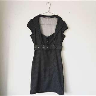 Temt Grey Dress