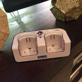 Wii Controller Charger