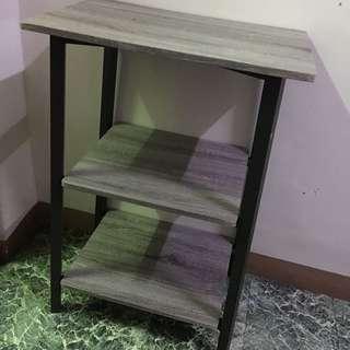 Three-layer Shelf