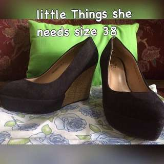 Little Things She Need