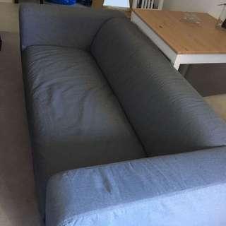 Ikea Klippan Sofa (NEGOTIABLE)