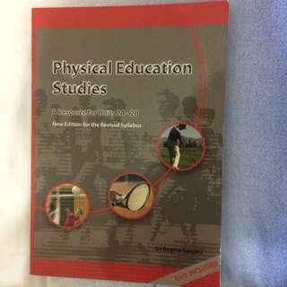 2A 2B physical Education Studies