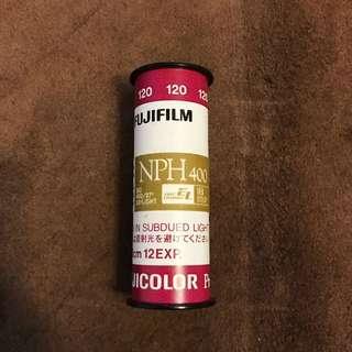 120 底片 Fujifilm NPH 400