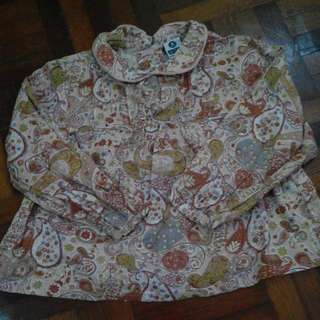 Baby Girls Blouse
