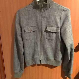 Pervert Gray Jacket