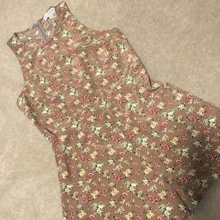 LULU &ROSE play suit/ Jumpsuit SIZE M