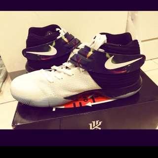 Nike Kyrie2 US10 鞋面有9成