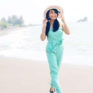 Jolie Clothing Tosca Jumpsuit