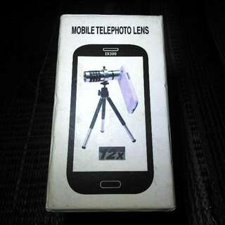 Universal Tele Lens For Smartphone (12x Zoom Lens For Smartphone)