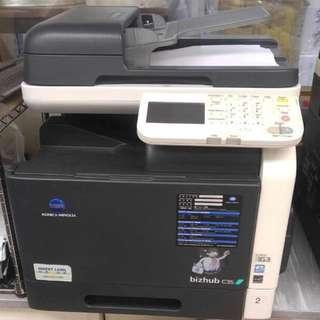 Konica Minolta Bizhub C35 Printer (all In 1)