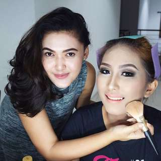 JASA MAKEUP FOr Wedding, Prewedd, Graduation, Party, etc