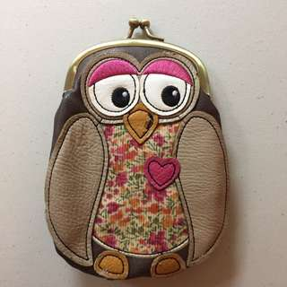 Small Pouch Owl Accessorize