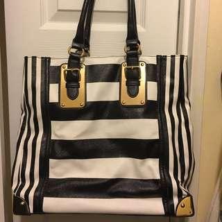 Aldo Large Leather Handbag
