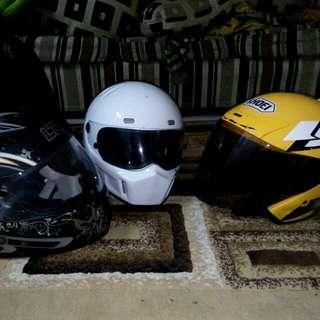 Helmet Shoei Ltd Simpson