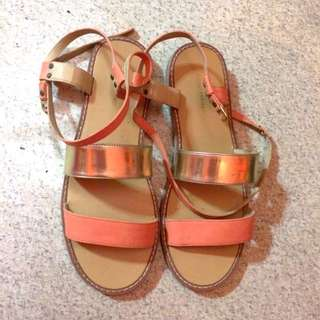 REPRICED Gingersnaps Girls's Sandals