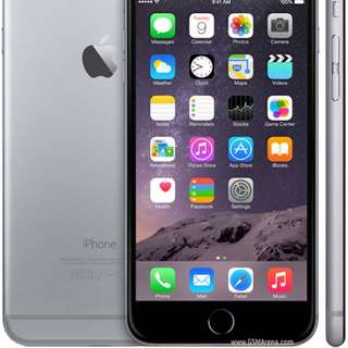 SELLING iPhone 6 PLUS silver
