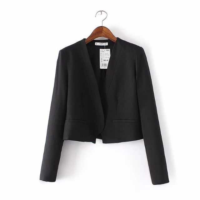 41324 - Semi Formal Blazer (Available in 4 Colors)
