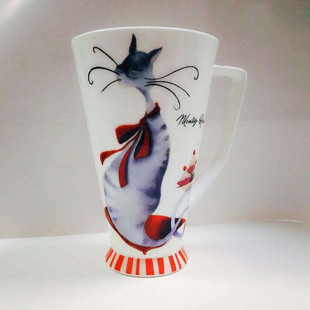 正版瑪里琳✍貓主義喇叭杯 #夏日99出清
