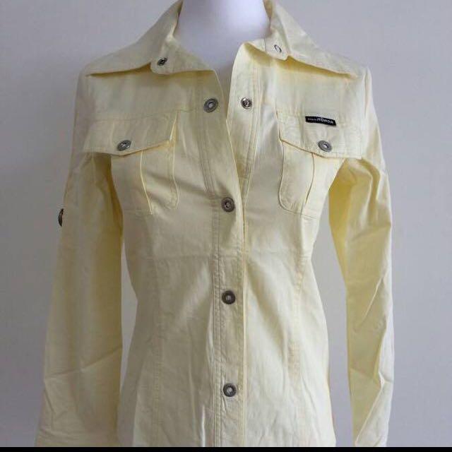 個性設計款長袖上衣#好秋服飾