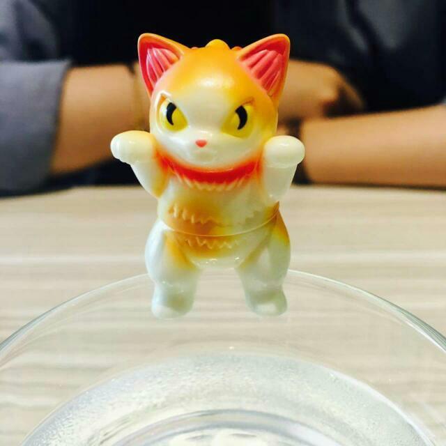 小夏屋 貓吉拉 柴色