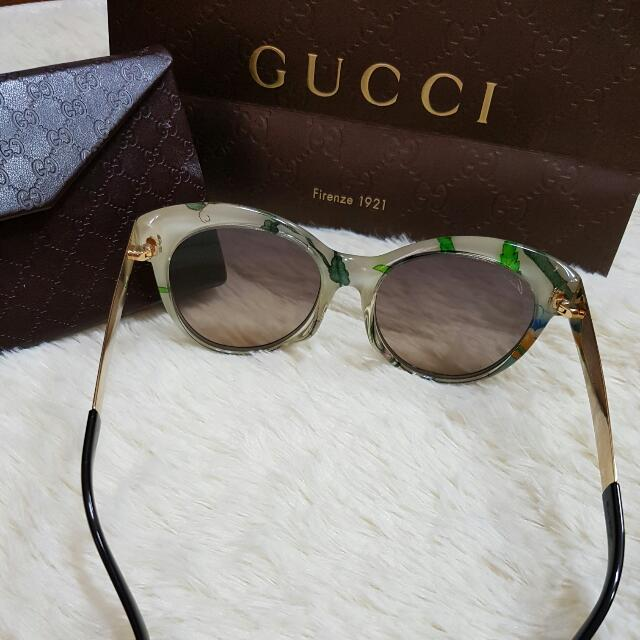 🌸 AUthentic GuCCi SunGLasSes