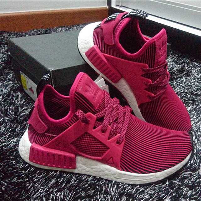 quality design 714e0 85ad0 Adidas NMD XR1 Unity Pink