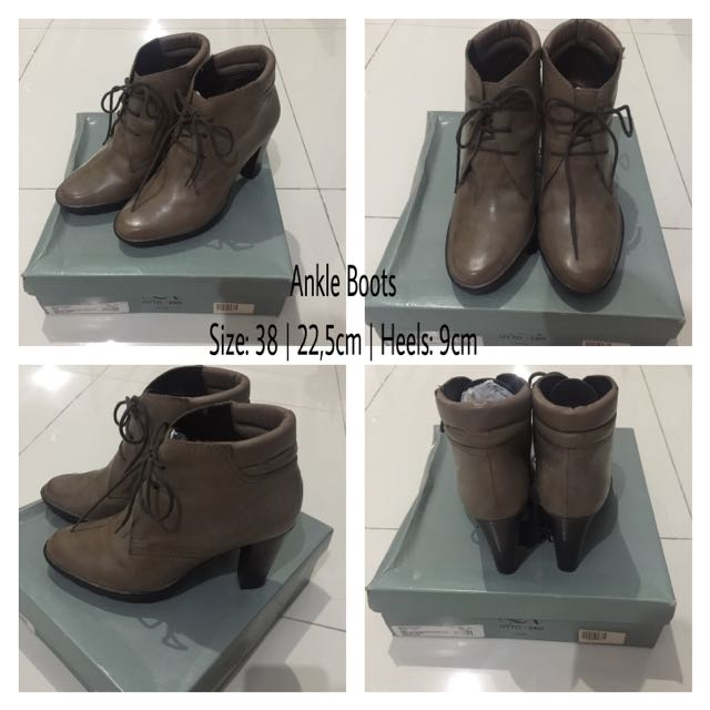 [USED] Ankle Boots