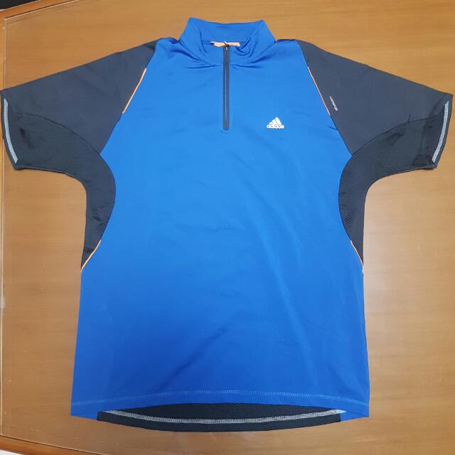 AUTHENTIC ADIDAS CLIMA COOL SPORTS WEAR JERSEY