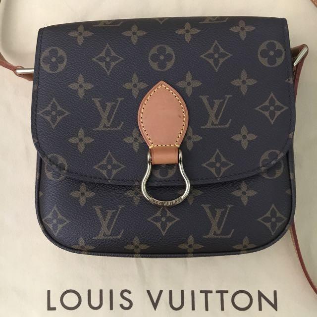 Authentic Louis Vuitton St'Cloud MM