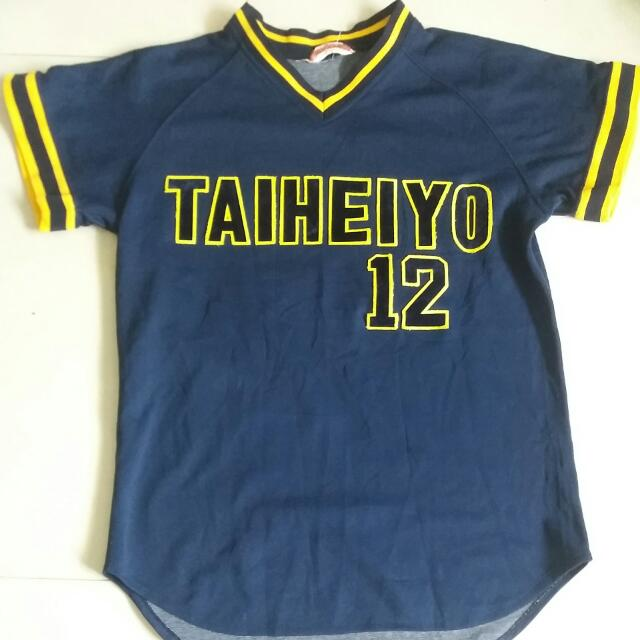 free shipping 82bab 3fa8e Authentic MIZUNO Japan Baseball Jersey, Men's Fashion ...