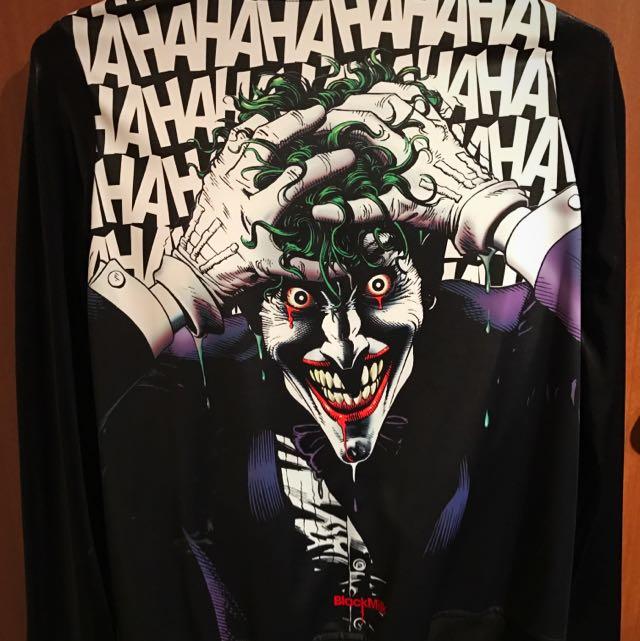 "Blackmilk ""The Joker"" Bomber Jacket"
