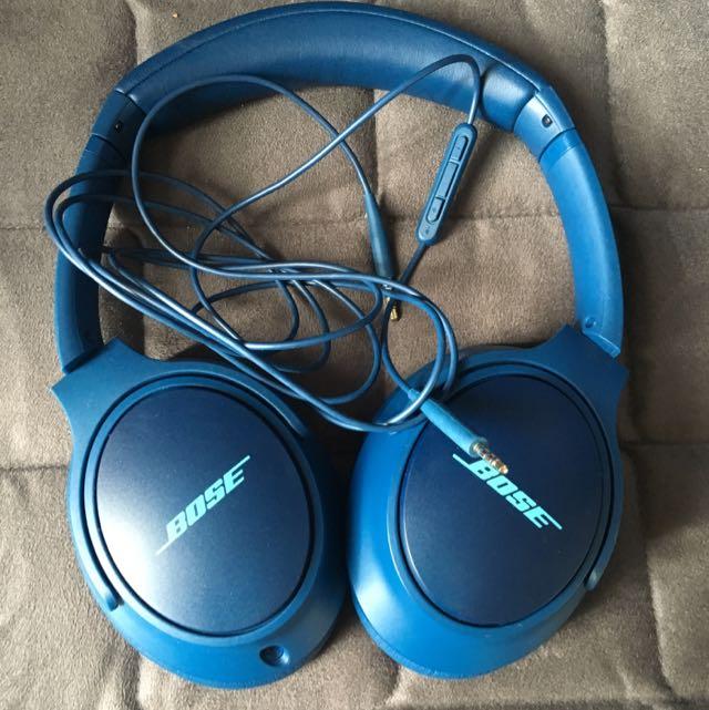 Bose Headphones SoundTrue