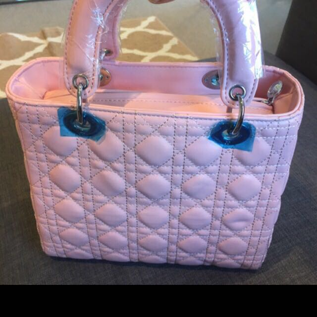 *Brand new* Dior Pink Bag