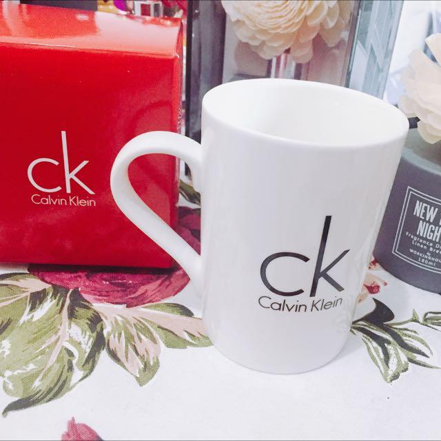 Calvin Klein 質感馬克杯