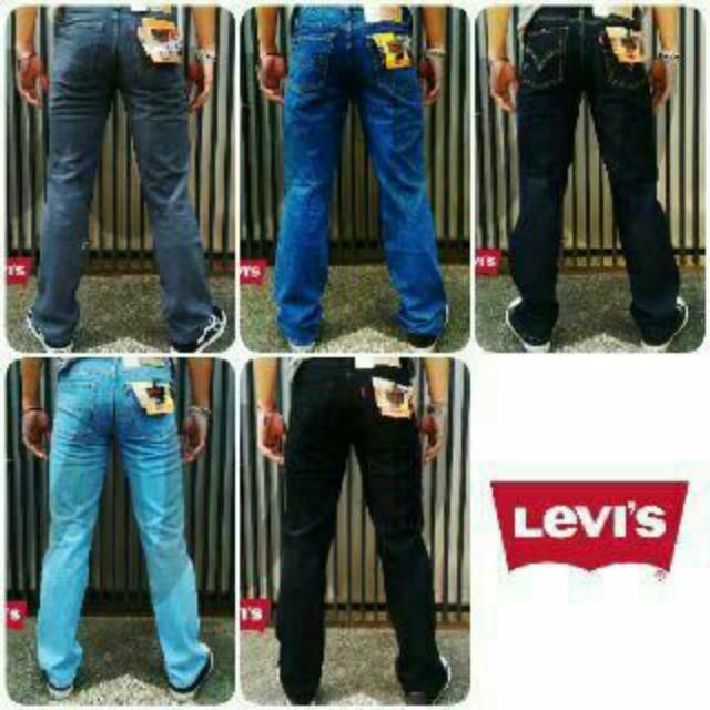 Celana Jeans Pria Levis Black - Smart4K Design Ideas