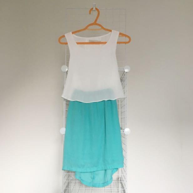Costa Blanca Dress XS ($Negotiable)