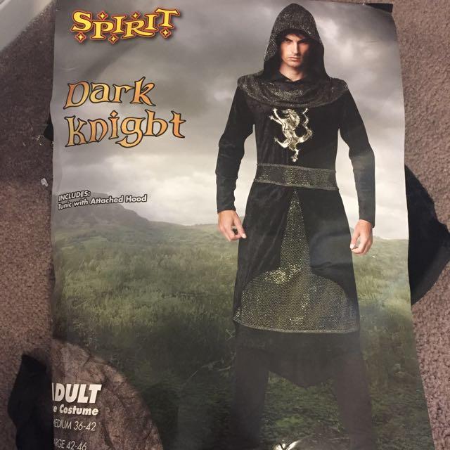 Dark Knight Halloween Costume