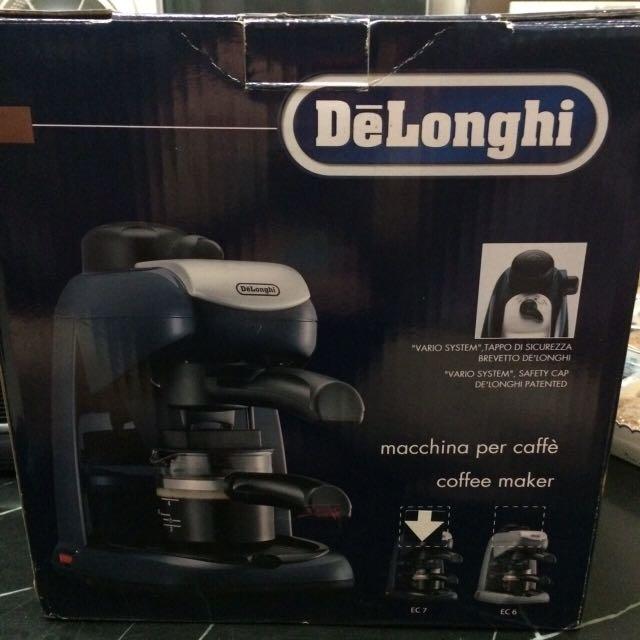 Delonghi EC7