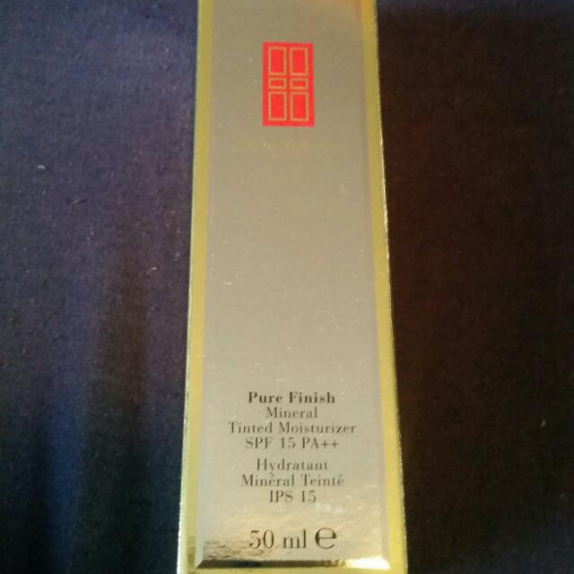 Elizabeth Arden Pure Finish Mineral Tinted Moisturizer SPF 15 50ml 02 Light