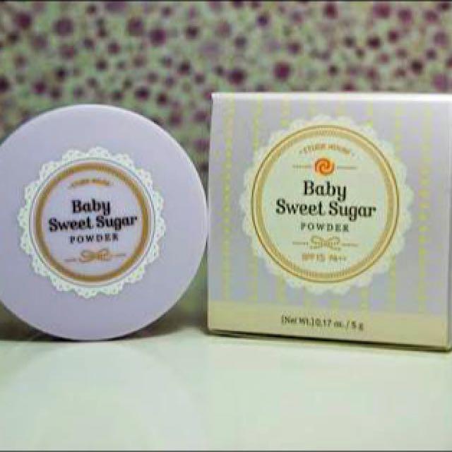Etude House Baby Sweet Sugar Loose Powder