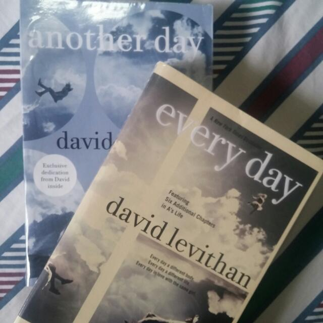 Every Day and Another Day - 250php Each