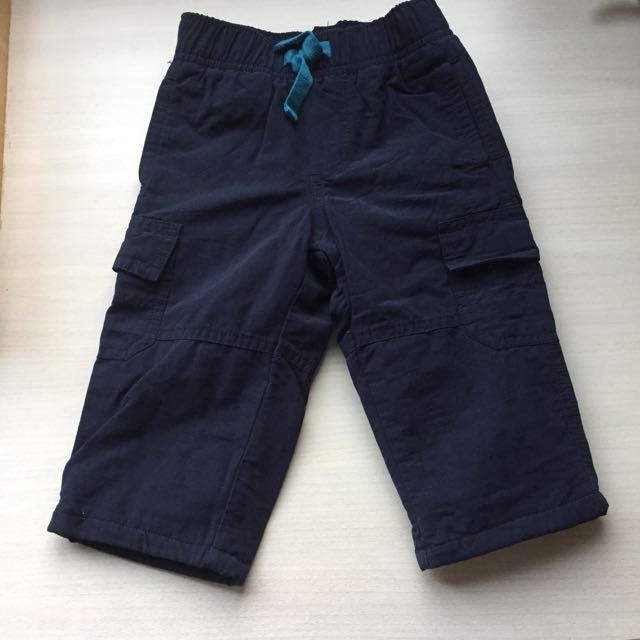 美國GYMBOREE鋪棉長褲
