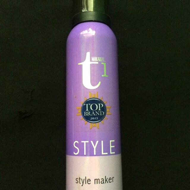 Hair Spray Makarizo T1, Style Maker