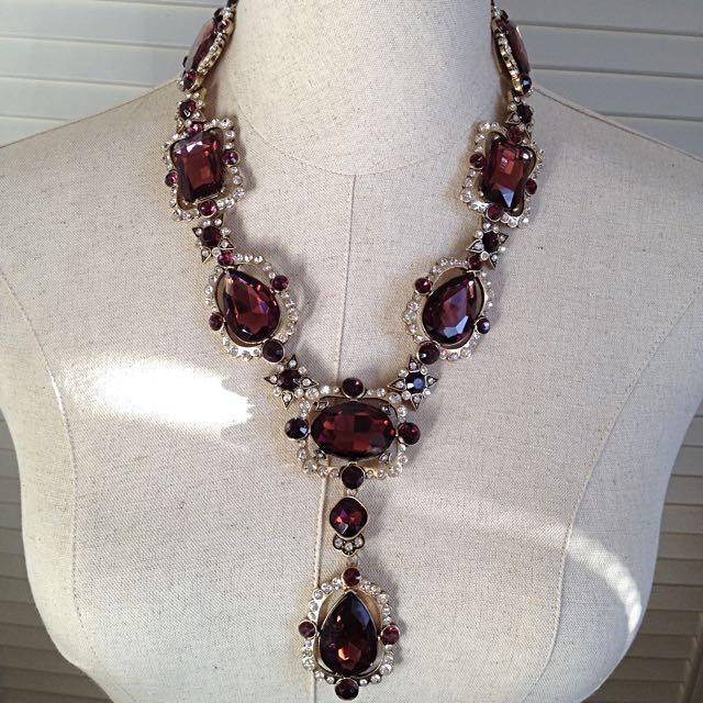 New Huge Necklace