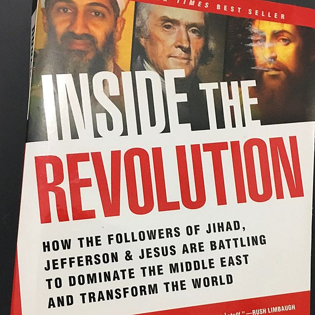 Inside The Revolution (Joel C. Rosenberg)